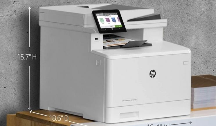 HP Color Multi Function Printer